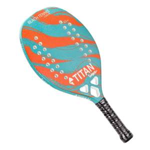 Raquete Beach Tennis Titan Wave Carbon